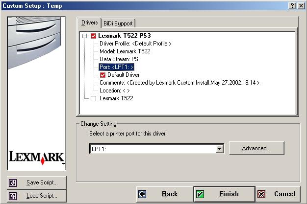 Lexmark Z605 Драйвера